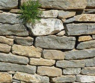 Amenagements for Jardiniere en pierre seche